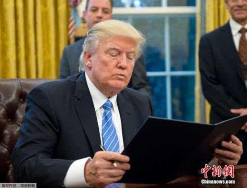 """特朗普或签署法令取消奥巴马""""清洁能源计划"""""""""""