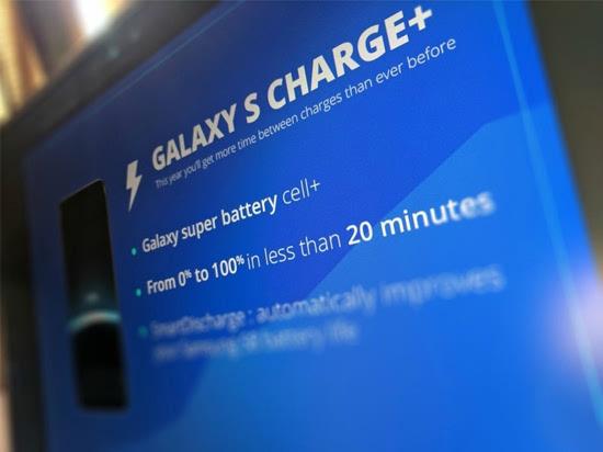三星Galaxy S Charge+快充能否超越魅族Mcharge?