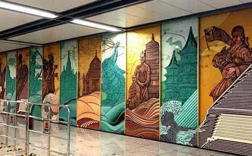 三,西安:长安历史与丝绸之路图片