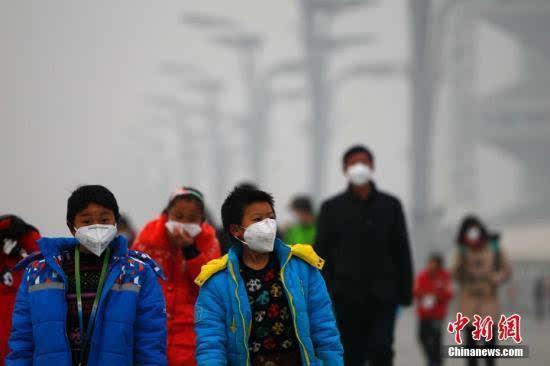 3至6日京津冀将现中至重度污染 环保部部署应对