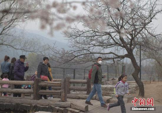北京空气重污染黄色预警升级为橙色预警