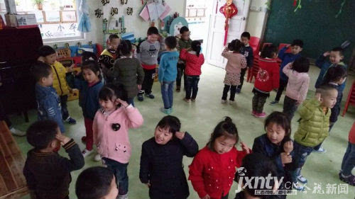 幼儿园主题背景下的教学活动:朋友见面真开心
