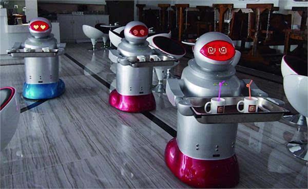 家用服务机器人知名度较高,如扫地机器人、上述的自动除草机器人等;专业服务机器人更受资本追捧,包括医疗机器人、反恐防暴机器人等.