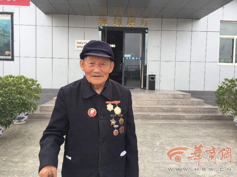 延安新区五周年|91岁老人感慨新区是延安人福气