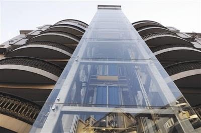 1台补助25万 青岛等地试点老旧住宅加装电梯