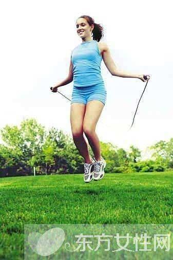 跳绳减肥方法教程 跳绳减肥注意事项有哪些