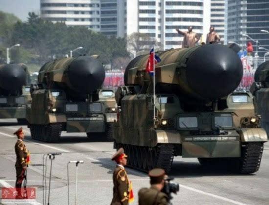 美国捣鬼?朝鲜发射失败导弹为KN-17:试验成功次数是零