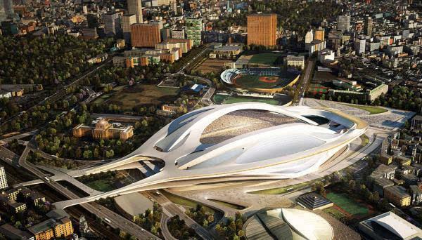 关于东京奥运会主场馆设计波折 伊东丰雄有话要说 行业新闻 丰雄广告第15张