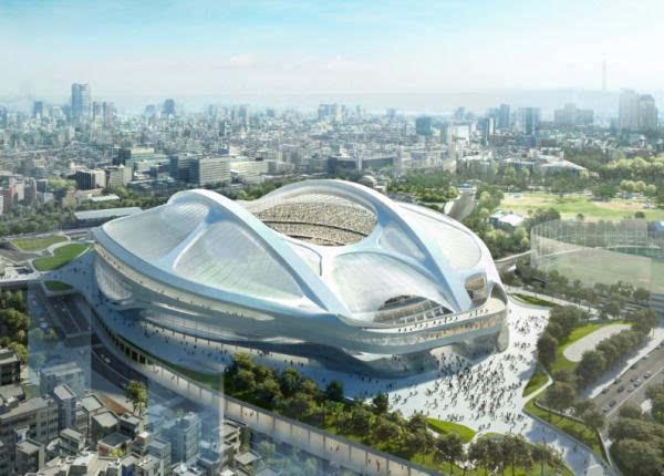关于东京奥运会主场馆设计波折 伊东丰雄有话要说 行业新闻 丰雄广告第16张