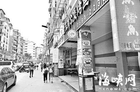莆田城厢区:餐馆扎堆小区20多家被断电