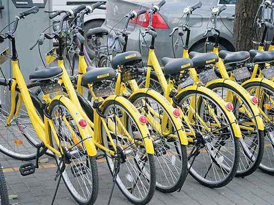 共享单车热潮之下 传统自行车制造商难生存