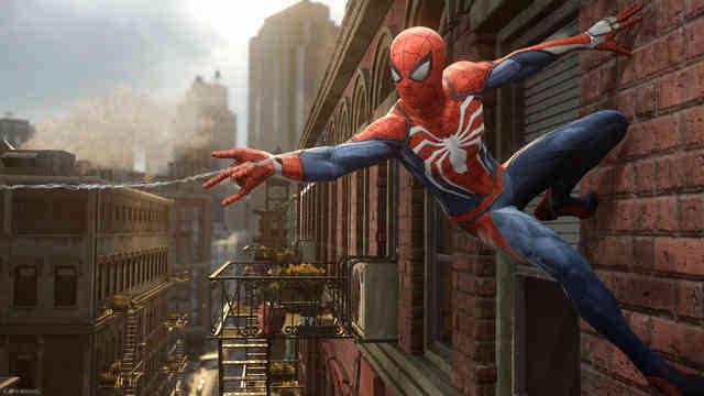 据说漫威正在开发VR游戏未来也许能当蜘蛛侠