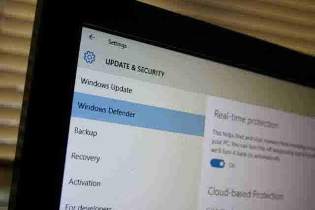 Windows10杀毒软件要优先选它!微软发话强推自家软件