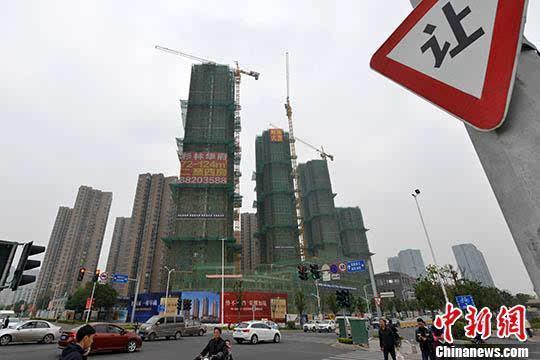 社科院预计2017年中国大中城市房价涨幅将回落