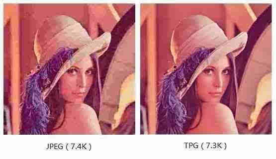 腾讯推出自研图片格式TPG:同画质体积小90%的照片 - 3