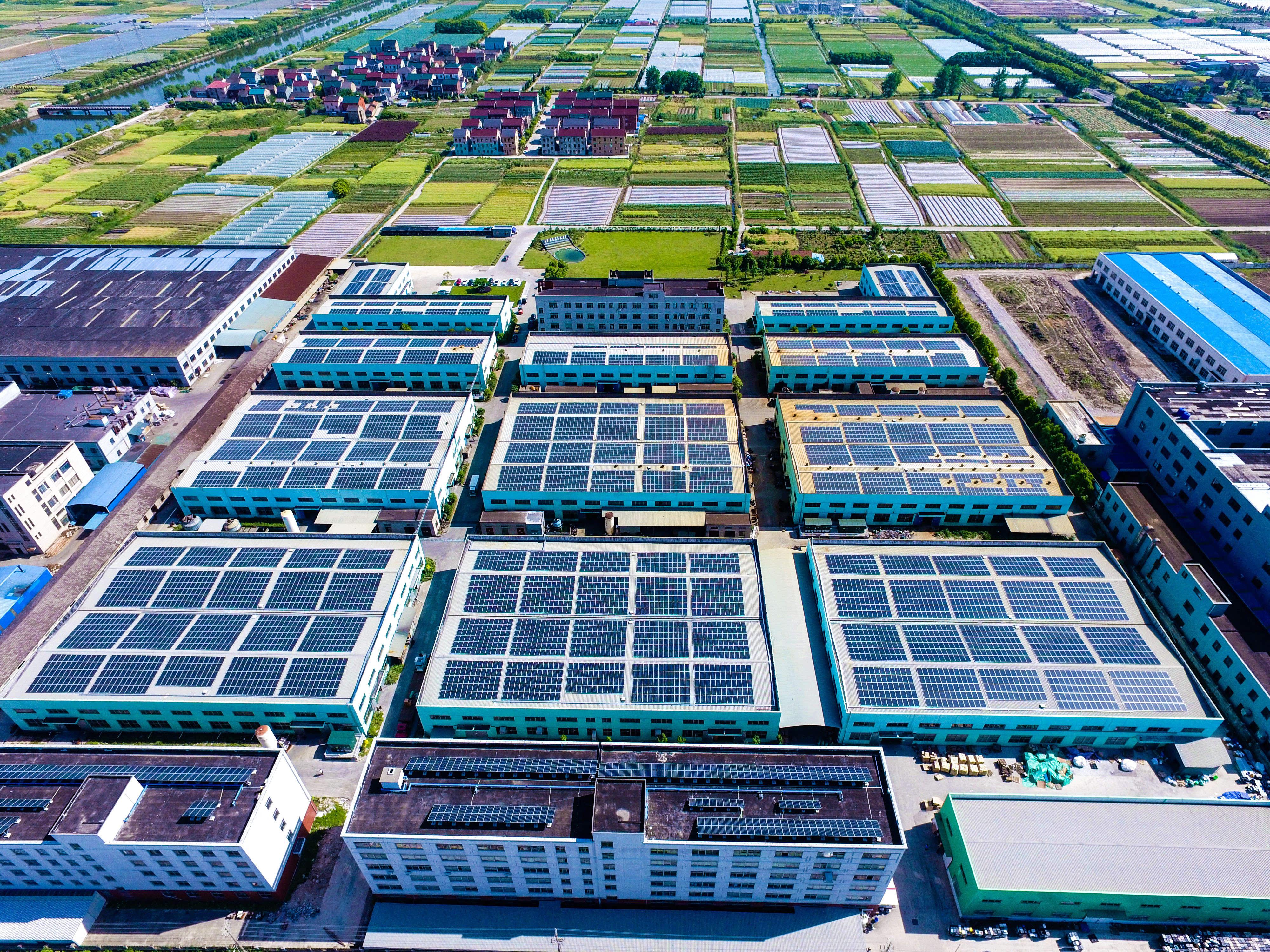 """浙江慈溪:屋顶绿色""""光伏发电站""""进入发展""""快车道"""""""