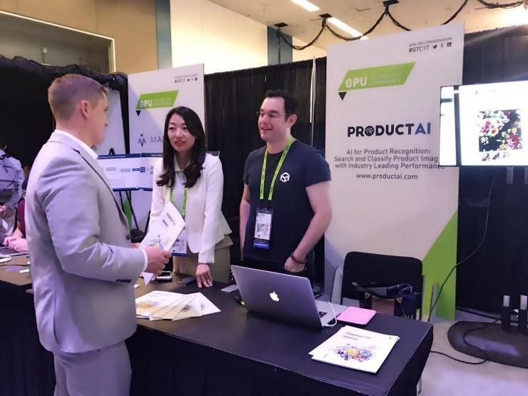 码隆科技亮相硅谷英伟达GTC,发布ProductAI国际版平台 科技资讯 第4张