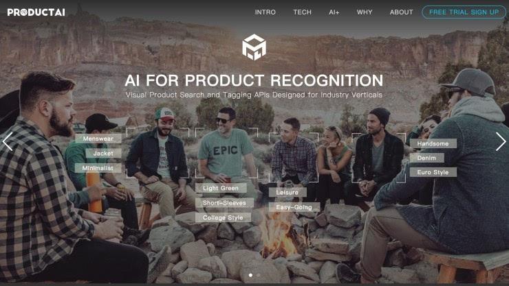 码隆科技亮相硅谷英伟达GTC,发布ProductAI国际版平台 科技资讯 第2张
