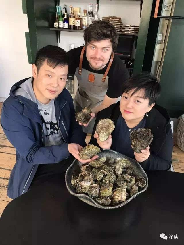 华人去挖丹麦生蚝?当事人:丹麦的生蚝很肥很好吃!