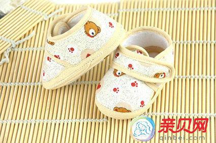挑选婴儿鞋注意之鞋底