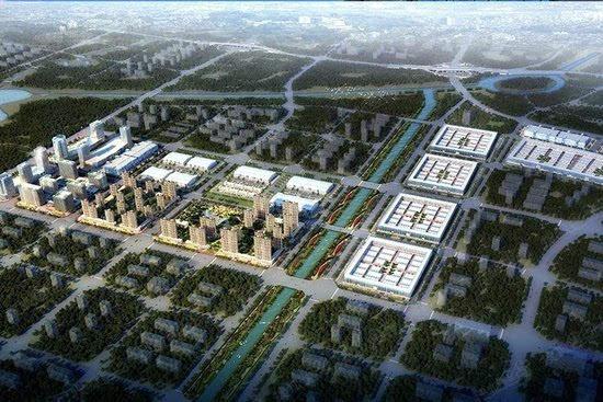 最新规划 2017太原西山片区 要建这么多学校医院图片