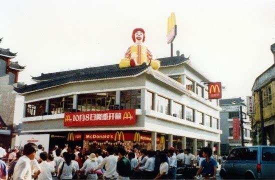 来中国27年的麦当劳把自己更新到了2.0,它想改变什么?