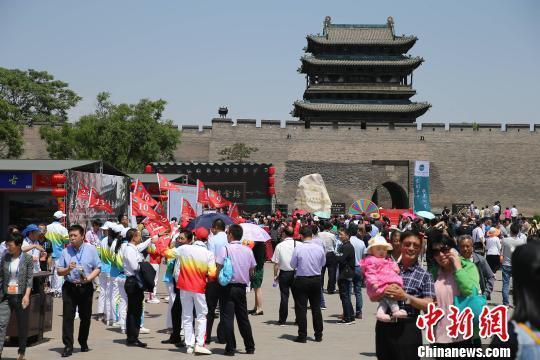 中蒙俄万里茶道沿线节点城市代表首聚晋商故里