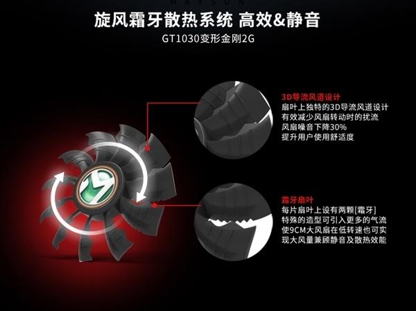 16nm帕斯卡入门钢炮:NVIDIA GT 1030正式发布的照片 - 5