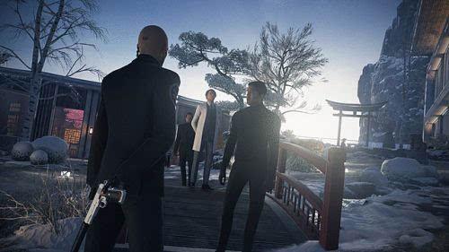冷血杀手47回归《杀手5》续作8月10日正式发售