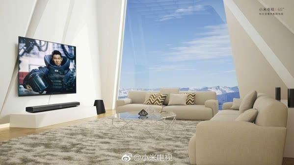 小米电视4发布:4.9mm/3499元起的照片 - 2