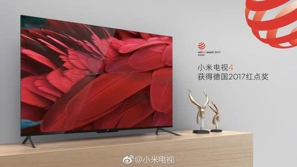 小米电视4发布:4.9mm/3499元起的照片 - 1