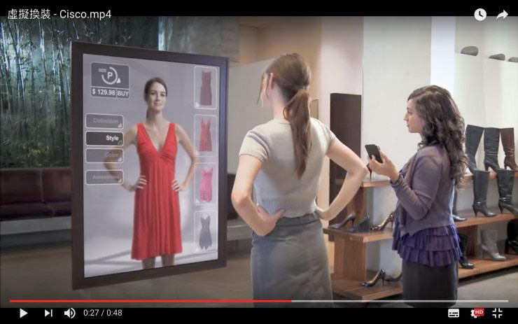 从人体3d建模和测量入手,云之梦要用虚拟试衣解放量体师和服装导购员