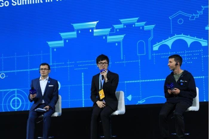 柯洁:AlphaGo令我震惊的一手 输得没脾气  科技资讯 第2张