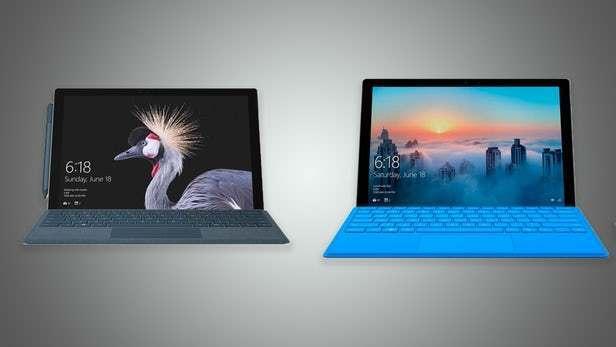 都有那些升级?前后两代Surface Pro规格参数对比的照片 - 1