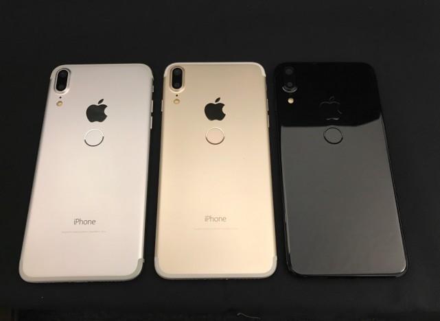 苹果股价大涨4.7% 分析师:中国人或疯买iPhone 8的照片