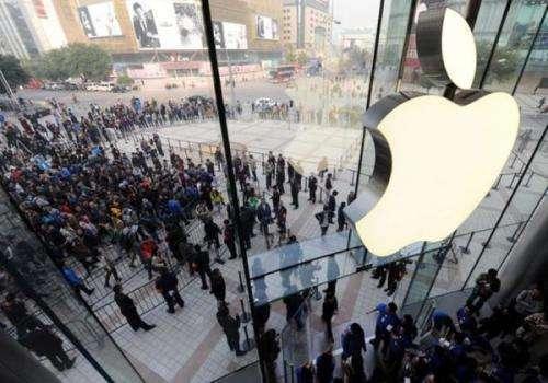 苹果正不断失去中国用户 且难以扭转   移动互联  第1张