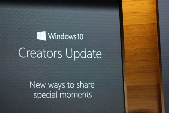 Win10创意者更新正有序分发 并逐步扩展至更多设备上的照片