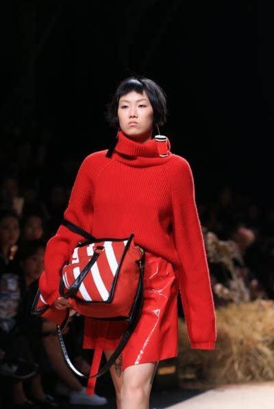 肯德基咖啡跨界2017秋冬上海时装周