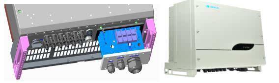 盛能杰科技(深圳)有限公司推出的se30ktl/se36ktl三相光伏并网逆变器