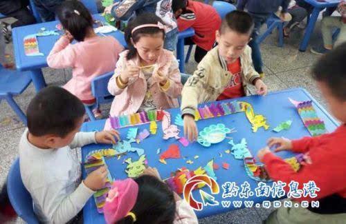 浓情端午进校园台江幼儿园开展多种活动迎端午