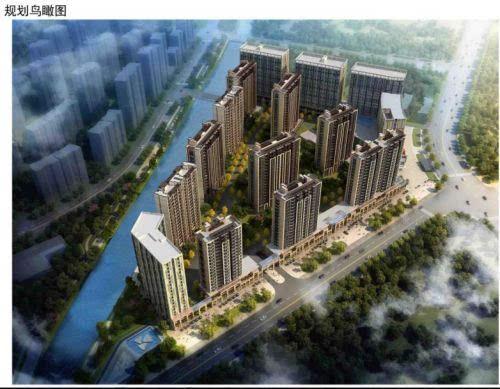 春江郦城d地块(万科未来城d地块)将建综合项目