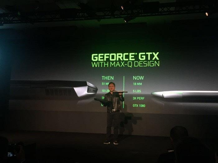 NVIDIA推出基于GPU的人工智能战略 最终落地是机器人的照片