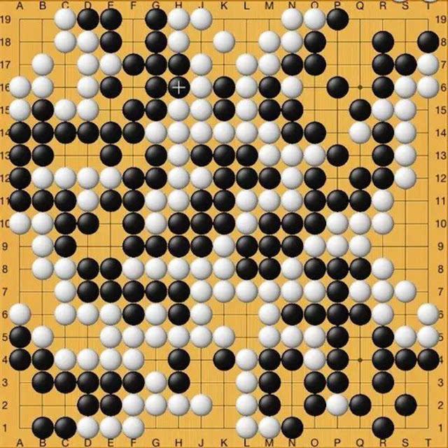 人类围棋与ai最后一战,alphago是如何一步一步把柯洁带进圈套的图片