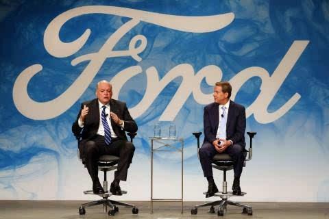 福特新CEO:小小办公家具高管凭啥执掌美国最大汽车制造商?