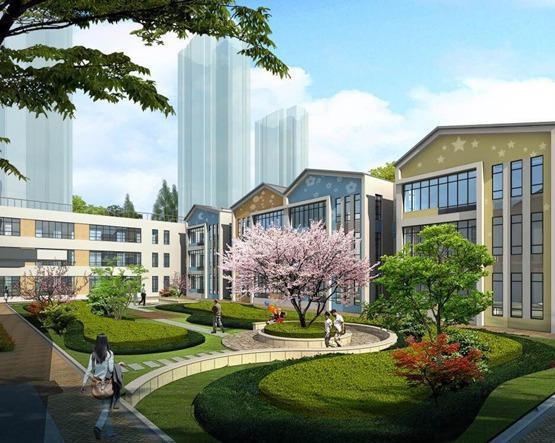 晚读:东李商圈配套幼儿园将建 5月末青岛均价破万