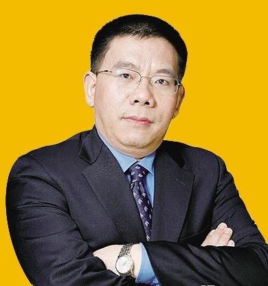 """柳工董事长曾光安 工程机械行业迎智能化变革"""""""
