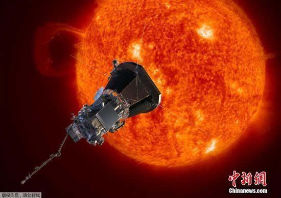 美国首次启动接触太阳计划 将观测日冕