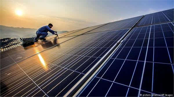 中国建成全球最大漂浮式太阳能电站太阳能市场蛋糕有多大?