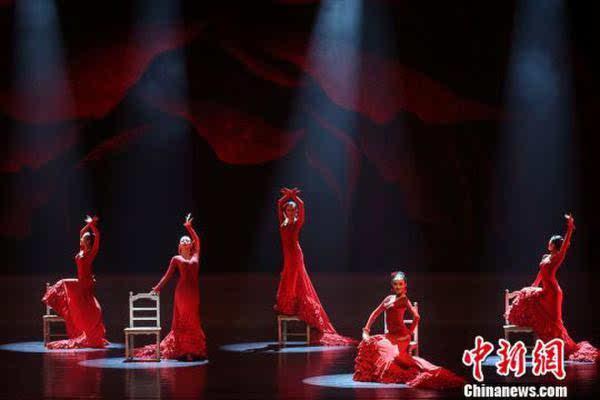 东方歌舞团惊艳南京 音为爱