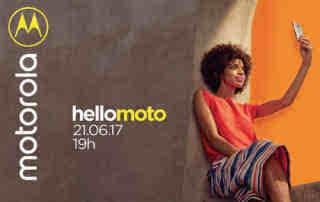 摩托罗拉将公布E4系列产品发布地点定在巴西